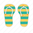 flipflop, sandal, travel, beachwear, footwear, slippers