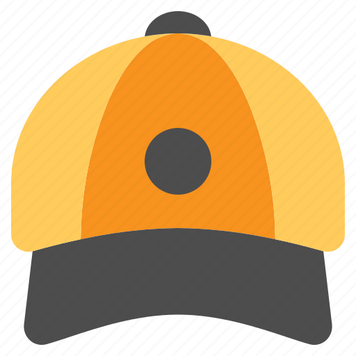 Baseball, cap, hat, hot, sportman, summer icon - Download on Iconfinder
