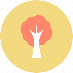 agriculture, forest, generic tree, shrub tree, tree icon