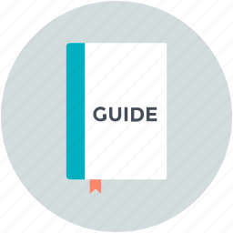 destination guide, guidebook, tourism, travel guide, travel information icon