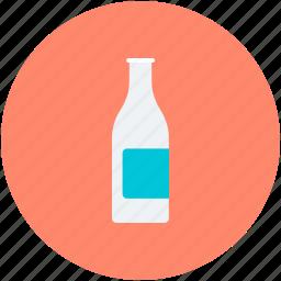 alcohol, bottle, champagne bottle, drink bottle, wine bottle icon
