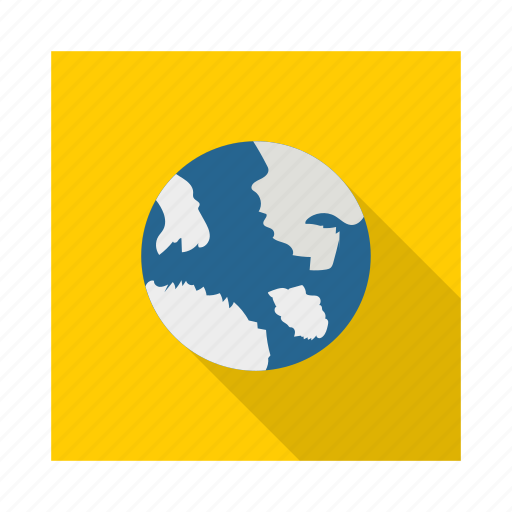 globe, international, map, network, online, web, website icon