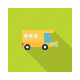bus, cargo, public, shipping, van, vehicle icon