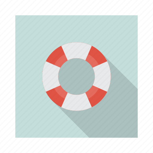 buoy, life guard, pool, protection, safety, swim, swimming pool icon