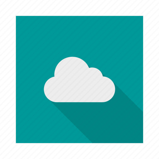 cloud, cloudy, data, network, snow, sun, weather icon