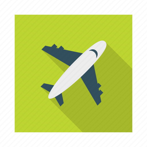 airbus, holiday, journey, plan, tourism, travel, vehicle icon