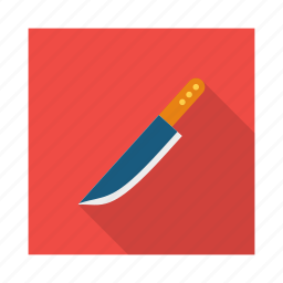 cut, knife, restaurant, tool, weapon icon