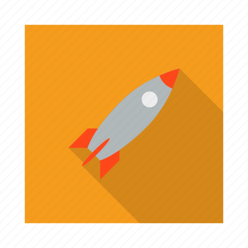launch, missile, pocket, power, racket, rocket, startup icon
