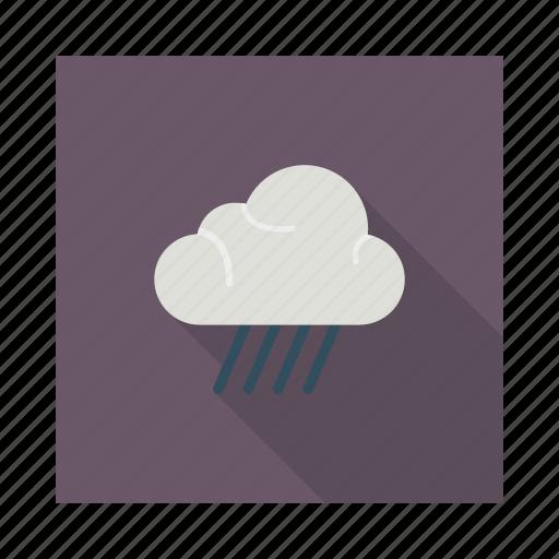 christmas, cloud, raining, snow, training, weather icon