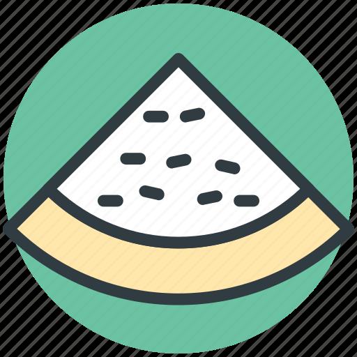fresh fruit, fruit piece, healthy diet, melon slice, organic, watermelon, watermelon slice icon