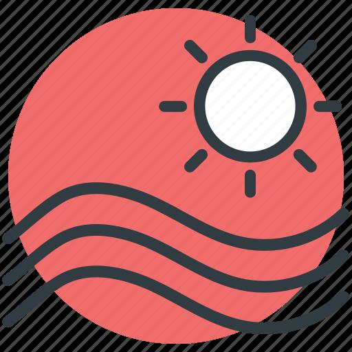 Beach, sea, summer, sun, travel icon - Download on Iconfinder