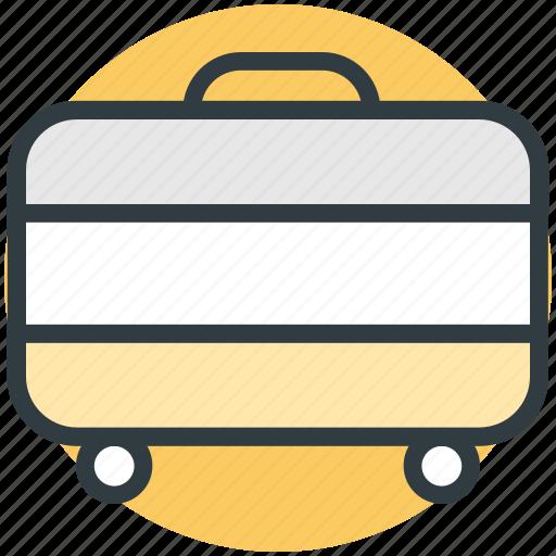 luggage, suitcase, tourism, travel, traveling bag icon
