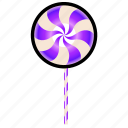 candies, candy, lollipop, lollypop, sweet, sweets icon