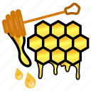 beekeeping, honey, honeycombs, propolis
