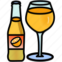 drink, fruit, juice, orange, orange juice, summer icon