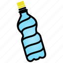 beverage, bottle, water