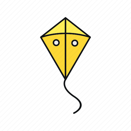 Fly, flying, kite icon - Download on Iconfinder