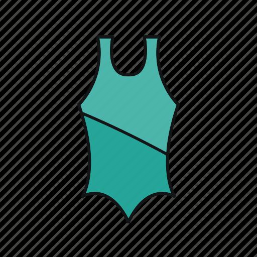 suit, summer, swim icon