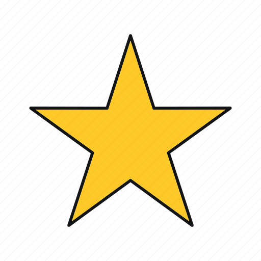 like, star, summer, winner icon