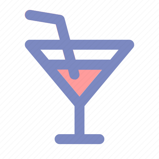 cocktail, drink, holiday, juice, lemonade, summer, vacation icon