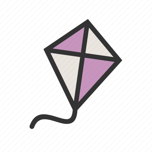 Competition, fly, game, kite, match, play, sky icon - Download on Iconfinder