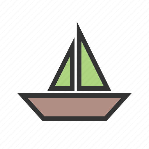 boat, boating, fishing, ride, travel, water, yacht icon