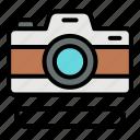 camera, lens, digital, photo, video, summer, photography
