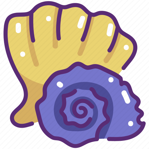 animals, conch, conch outline, conch shell, sea snail, shell, snail icon