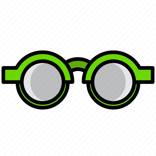 glasses, holiday, hot, specs, summer, sunglasses, weather icon