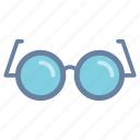 glasses, summer, sunglasses icon