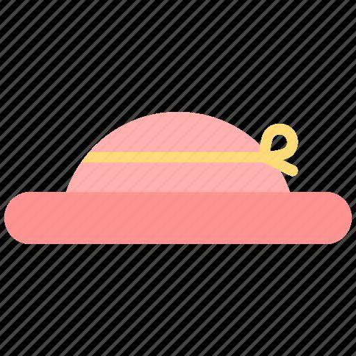 hat, summer icon