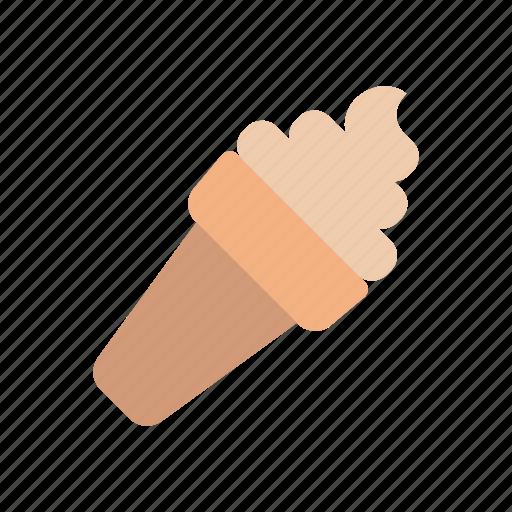 holiday, ice cream, summer, sweet icon
