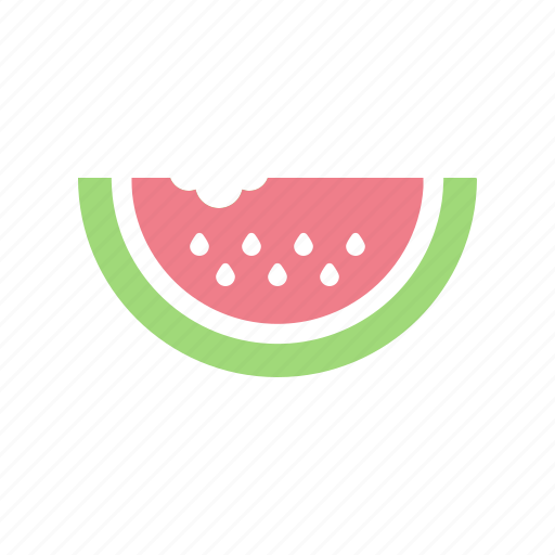 fresh, fruit, healthy, water melon icon