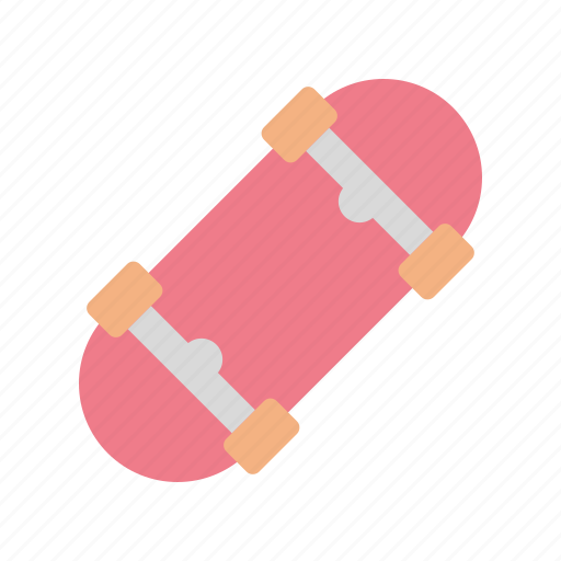 game, play, skateboard, sport icon