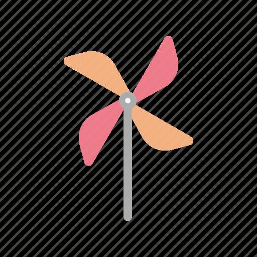 fan, summer, toys icon