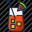 juice, watermelon, drink, holiday, summer, summertime, fruit