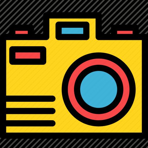 camera, christmas, holiday, holidays, photo, summer, vacation icon