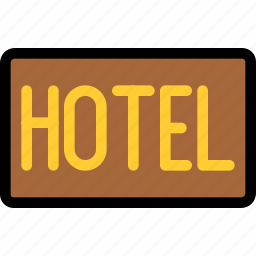 christmas, holiday, hotel, summer, vacation, winter icon