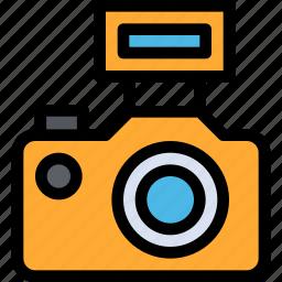 camera, christmas, holiday, photo, summer, vacation, winter icon