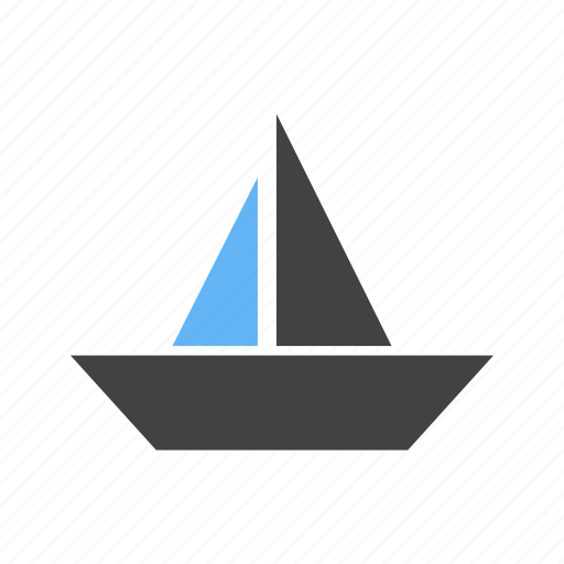 Boat, boating, fishing, ride, travel, water, yacht icon - Download on Iconfinder
