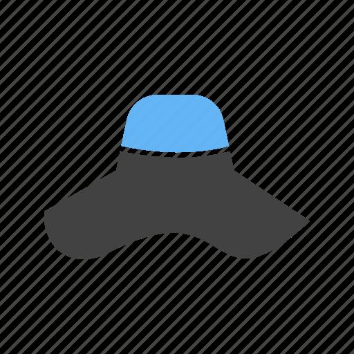accessory, cap, fashion, hat, head cover, head gear, sunny icon