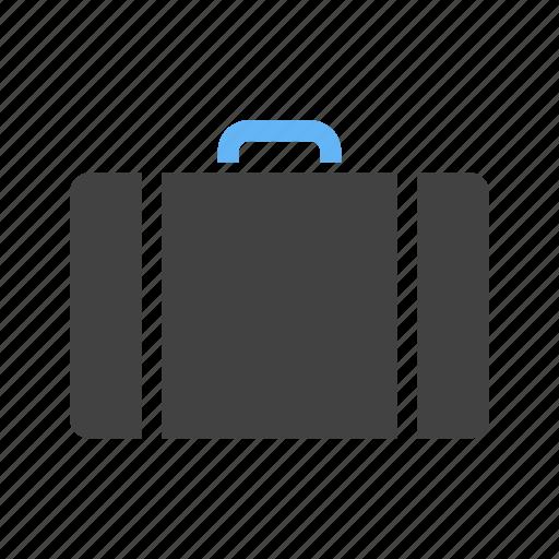 Briefcase, holder, suit case, summer, travel, vacation, wardrobe icon - Download on Iconfinder