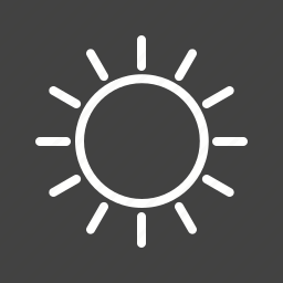 heat, sky, solar, summer, sun, sunlight, weather icon