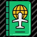 holiday, international, passport, travel