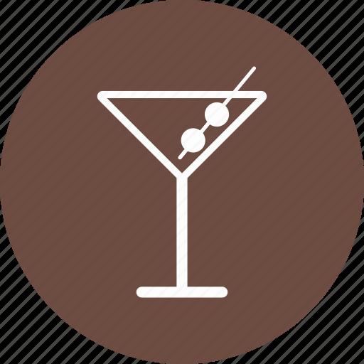 alcohol, drink, martini, wine icon