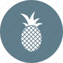 apple, fruit, pine, pine apple icon