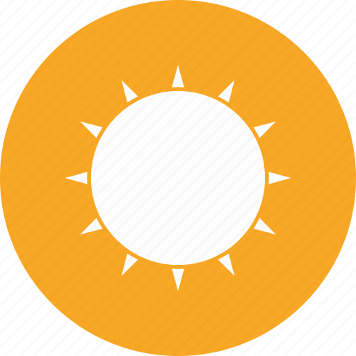 Hot, shine, summer, sun, sunny icon - Download on Iconfinder