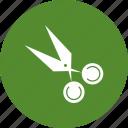 barbar, cut, hair, scissor icon