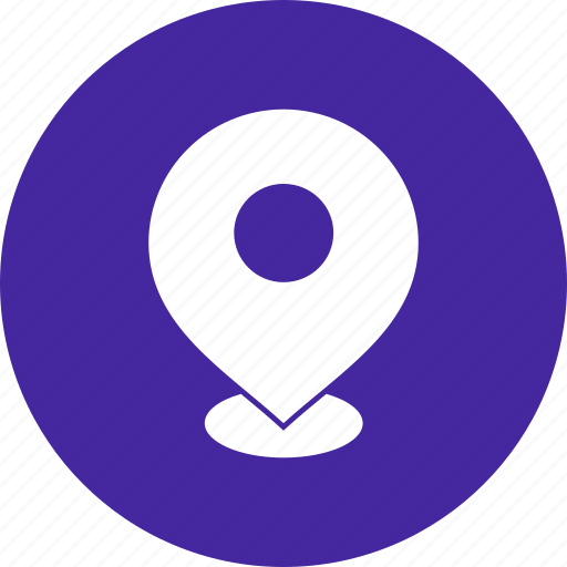 Gps, location, navigation, pin icon - Download on Iconfinder