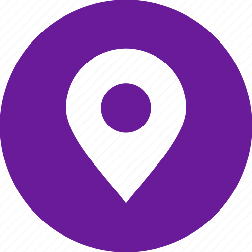 Location, navigation, pin, route icon - Download on Iconfinder